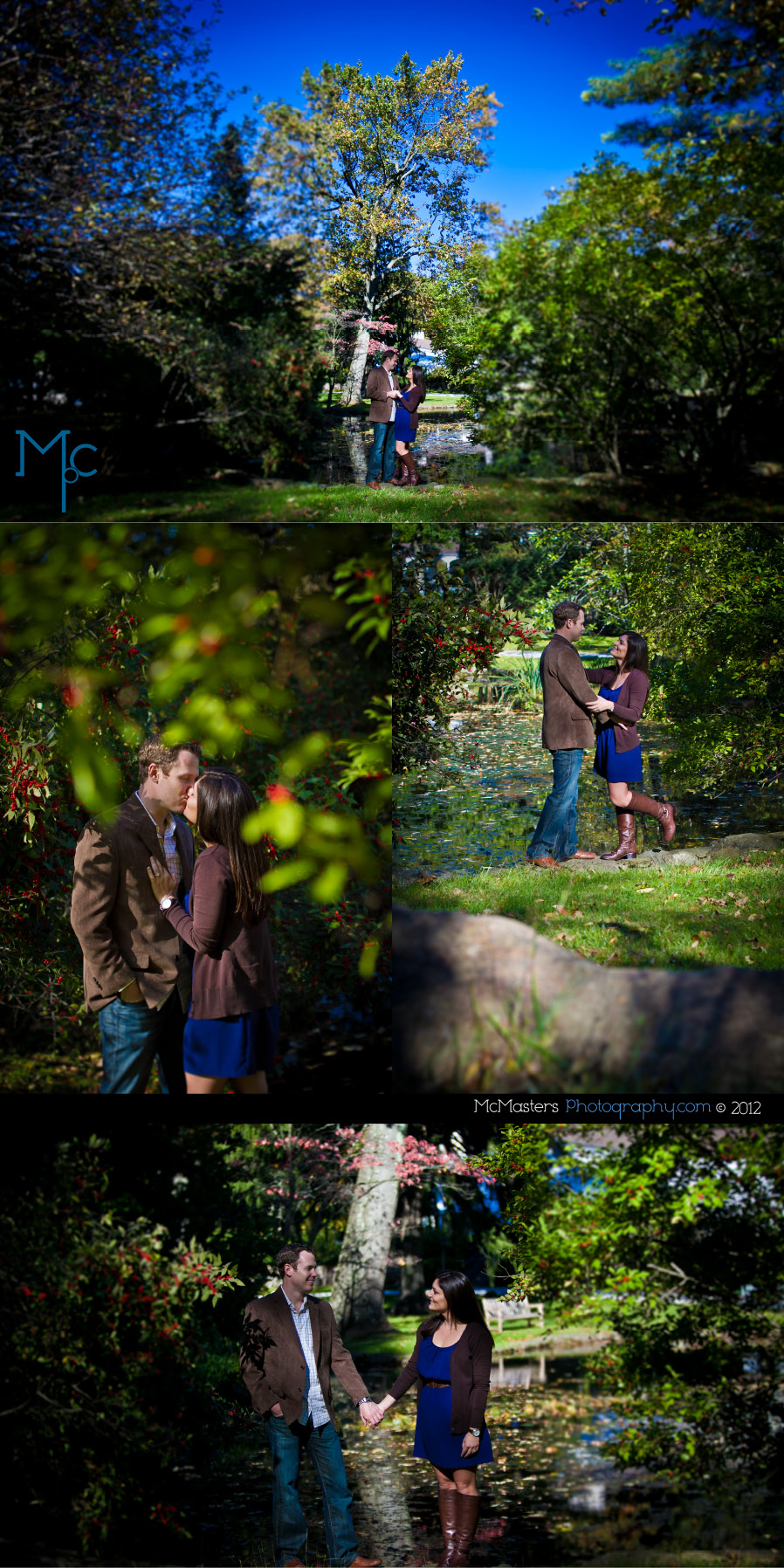 Appleford Estate Engagement Photos