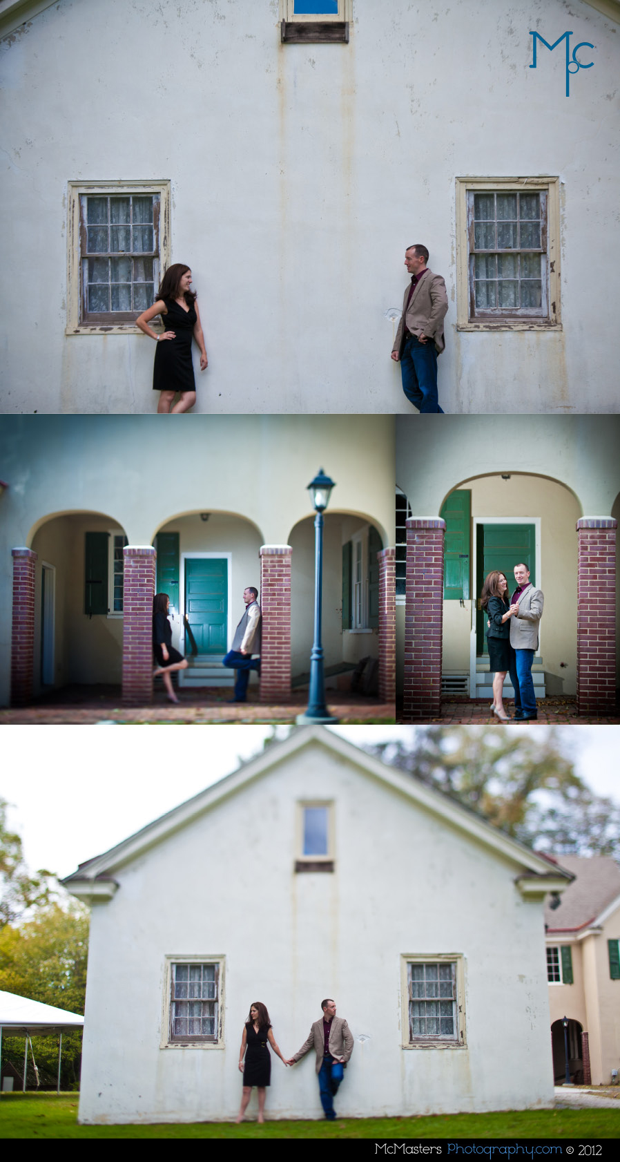 Barclay Farmstead Engagement Sesssion