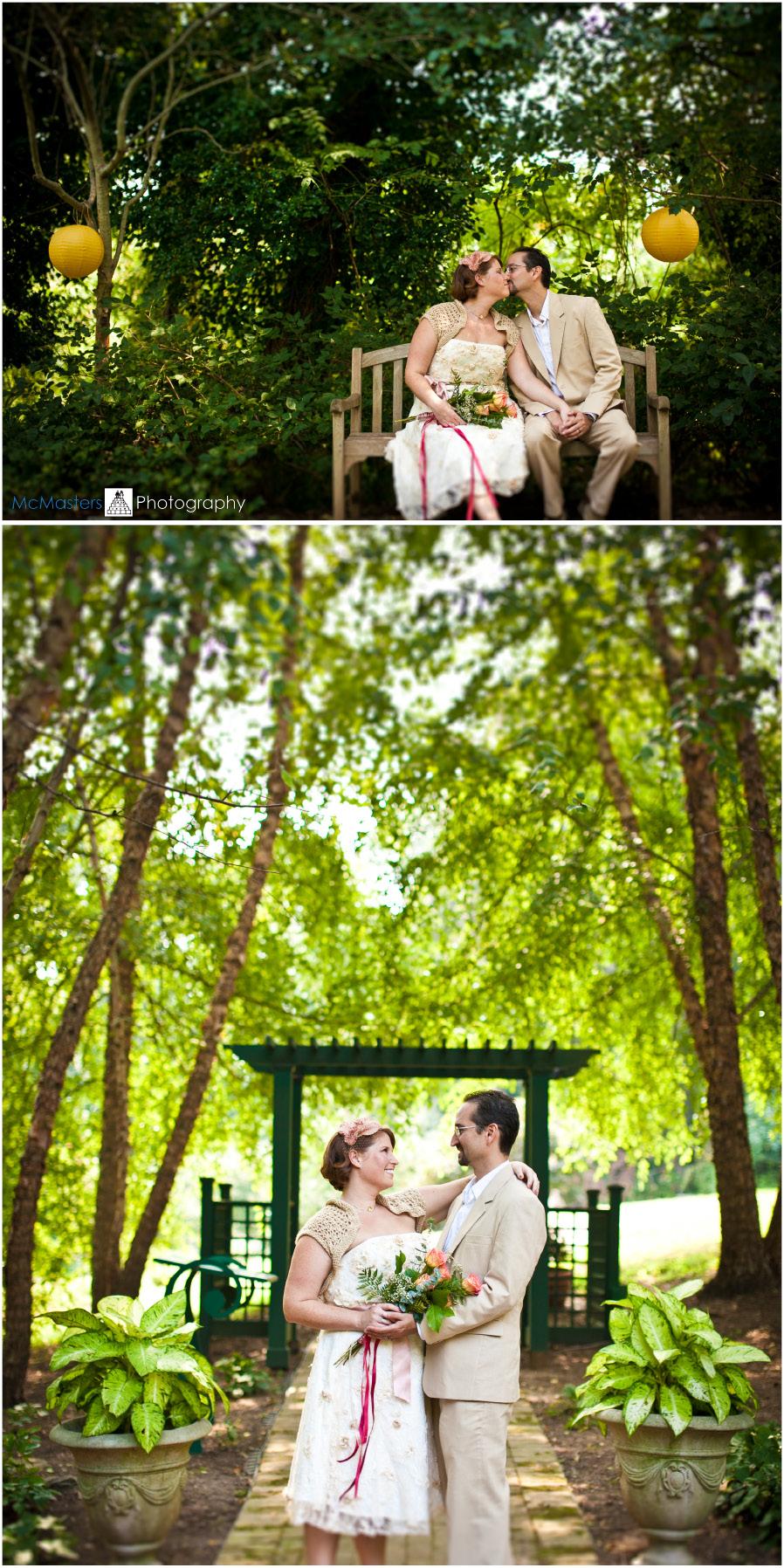 Fairmont Park Wedding Photographer Philadelphia PA