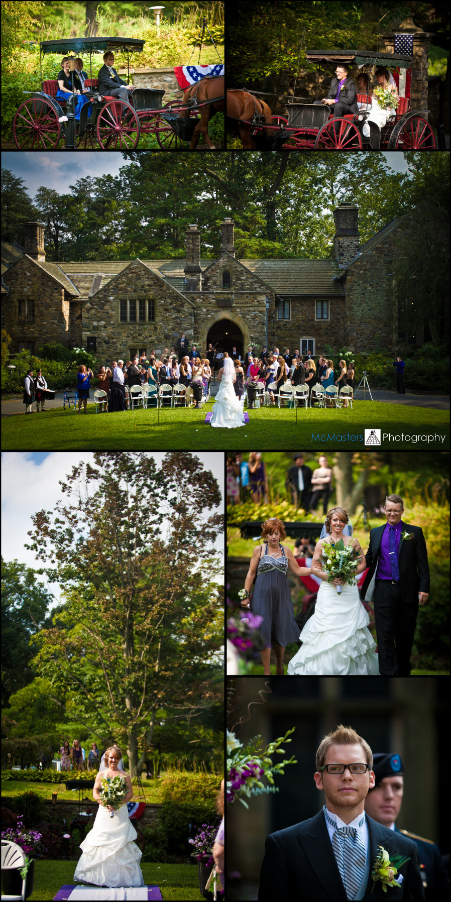 the mansion at ridley creek wedding