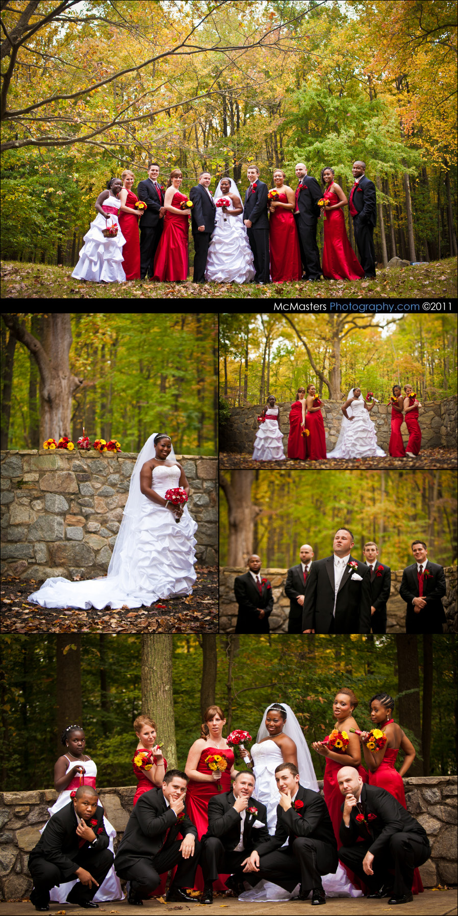 Middletown Memorial Hall Wedding