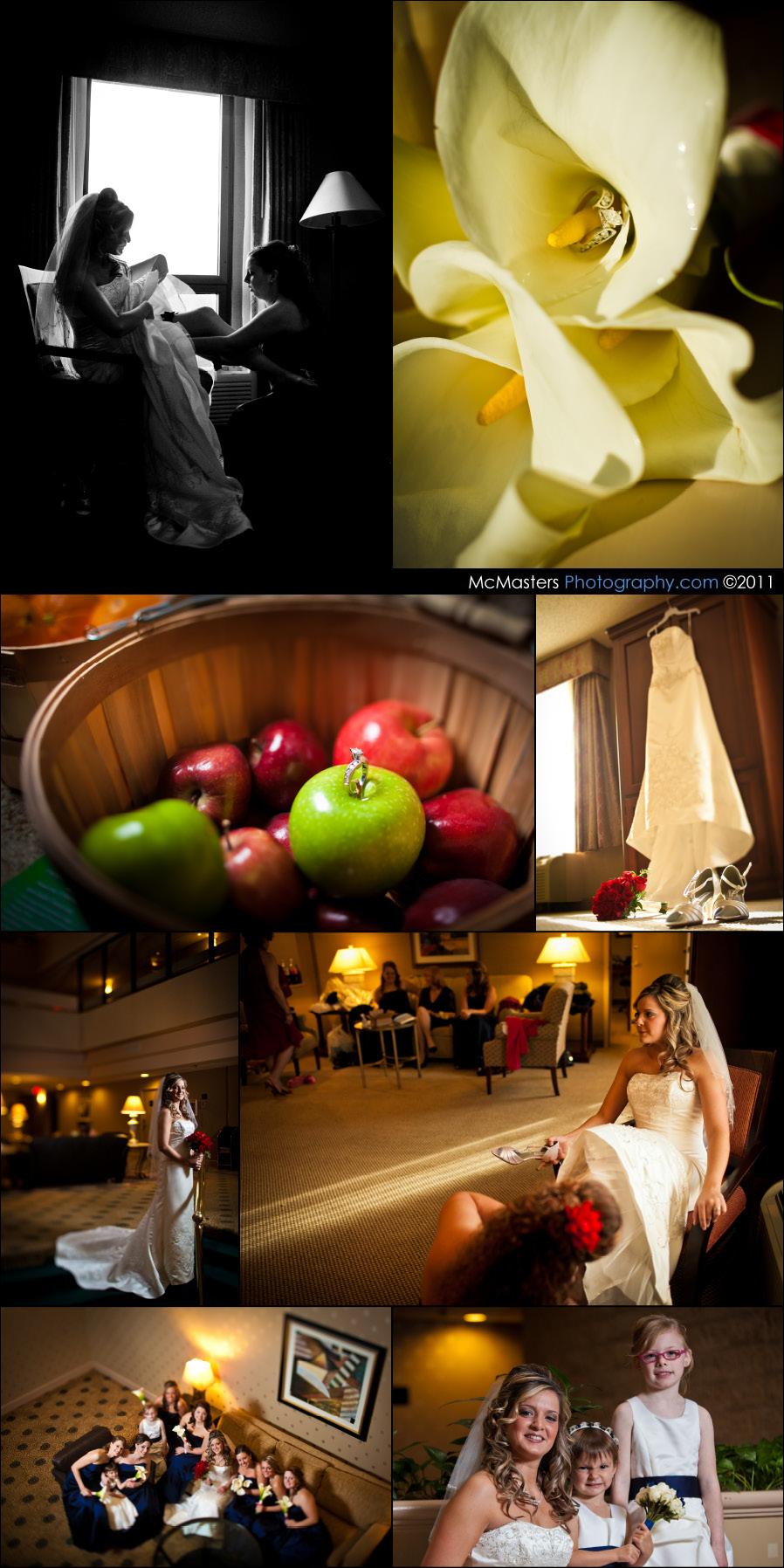 Radisson Hotel Philadelphia Northeast wedding