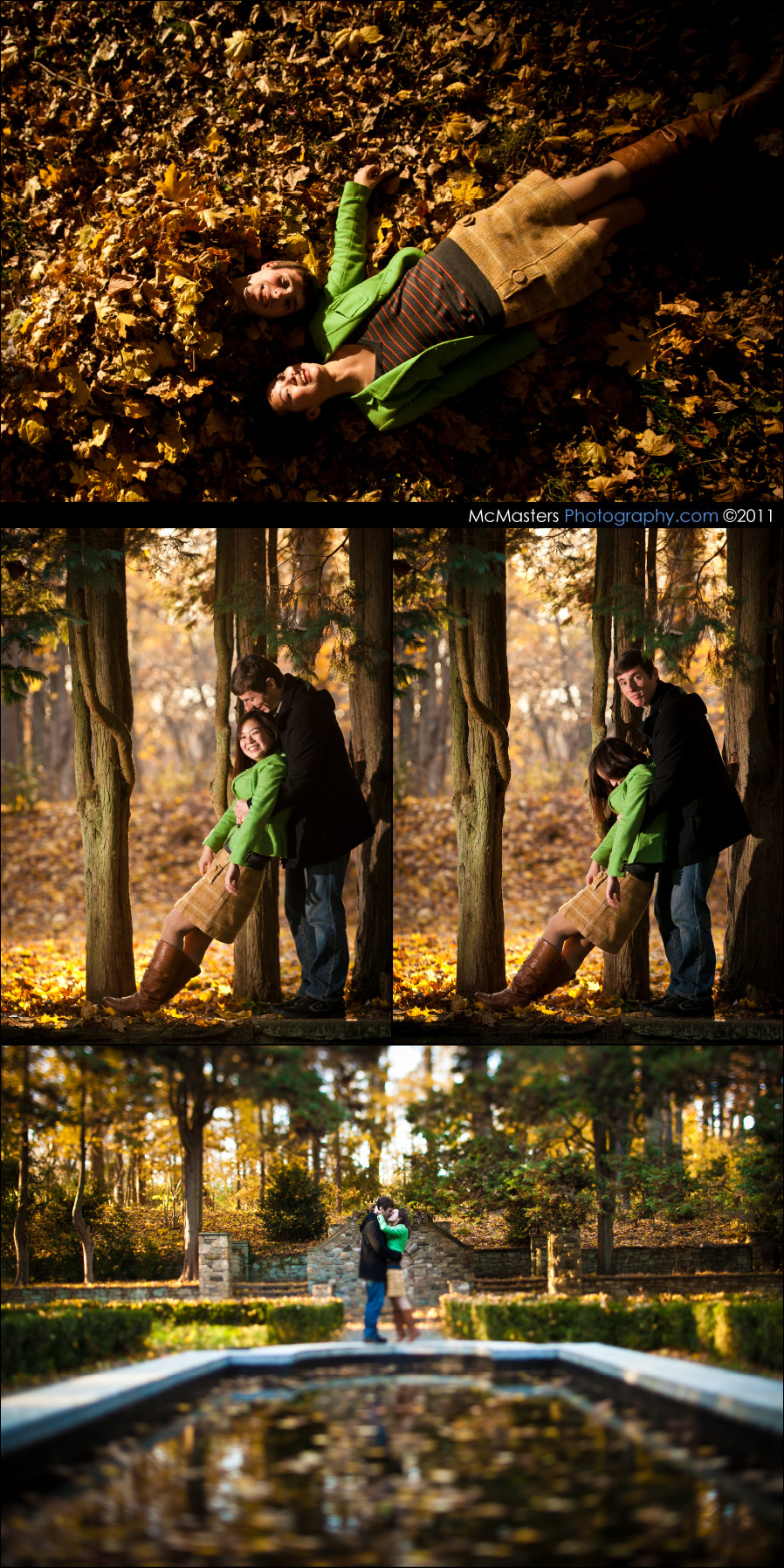 ridley creek mansion engagement session