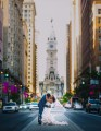 Wedding Philadelphia City Hall Photo