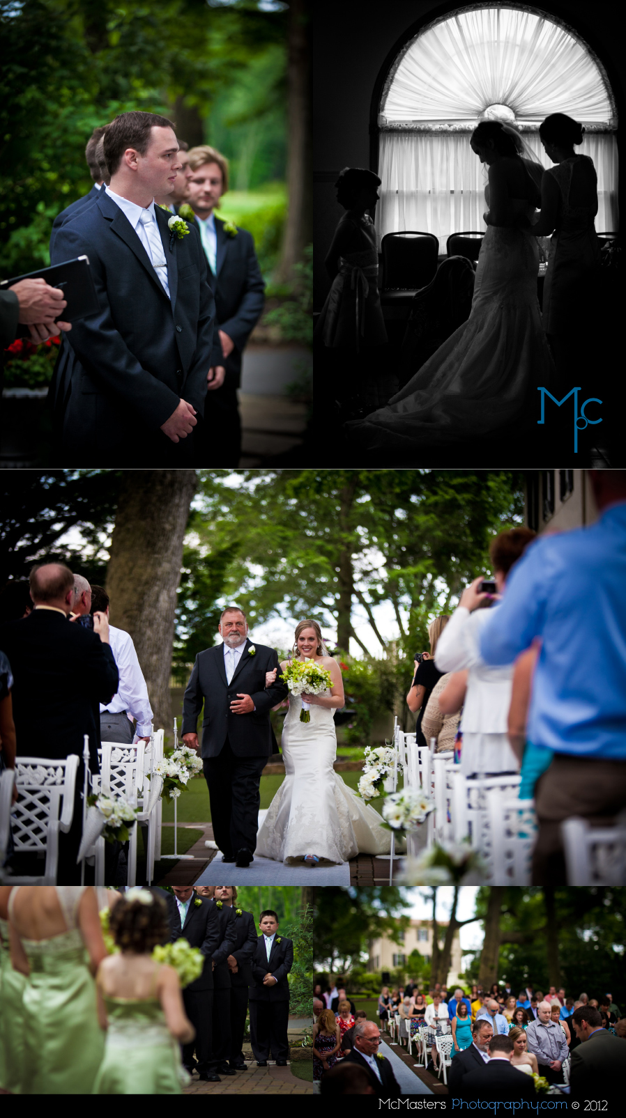 Meredith Manor Wedding Photos