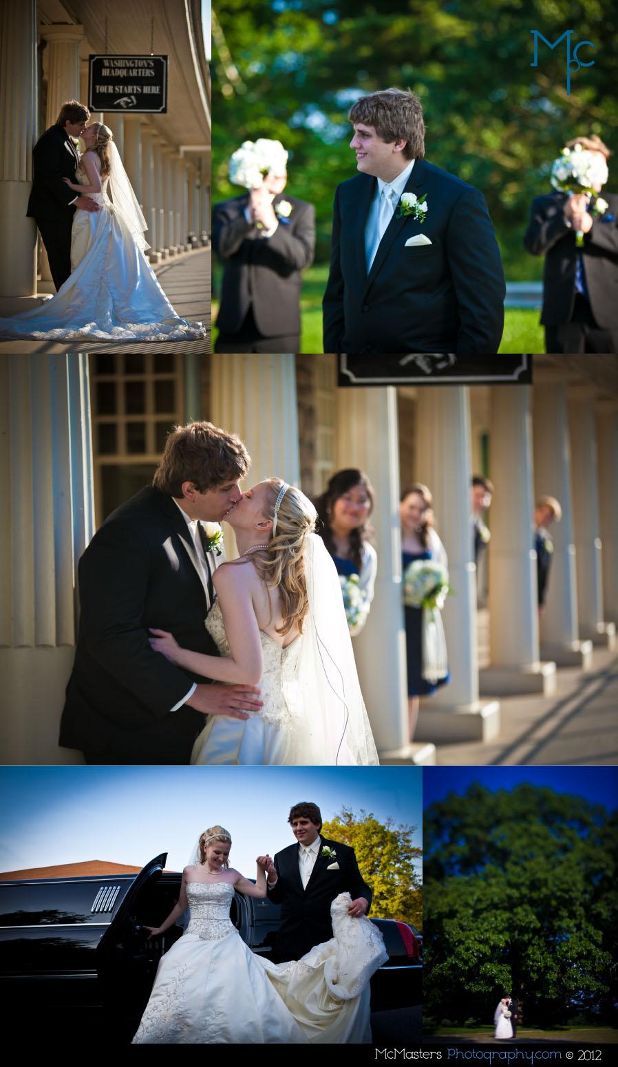 Valley Forge Wedding Photos