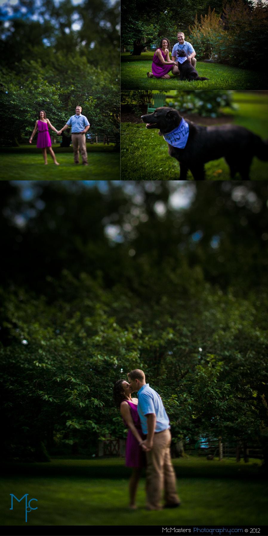 Doylestown Engagement Session Photos