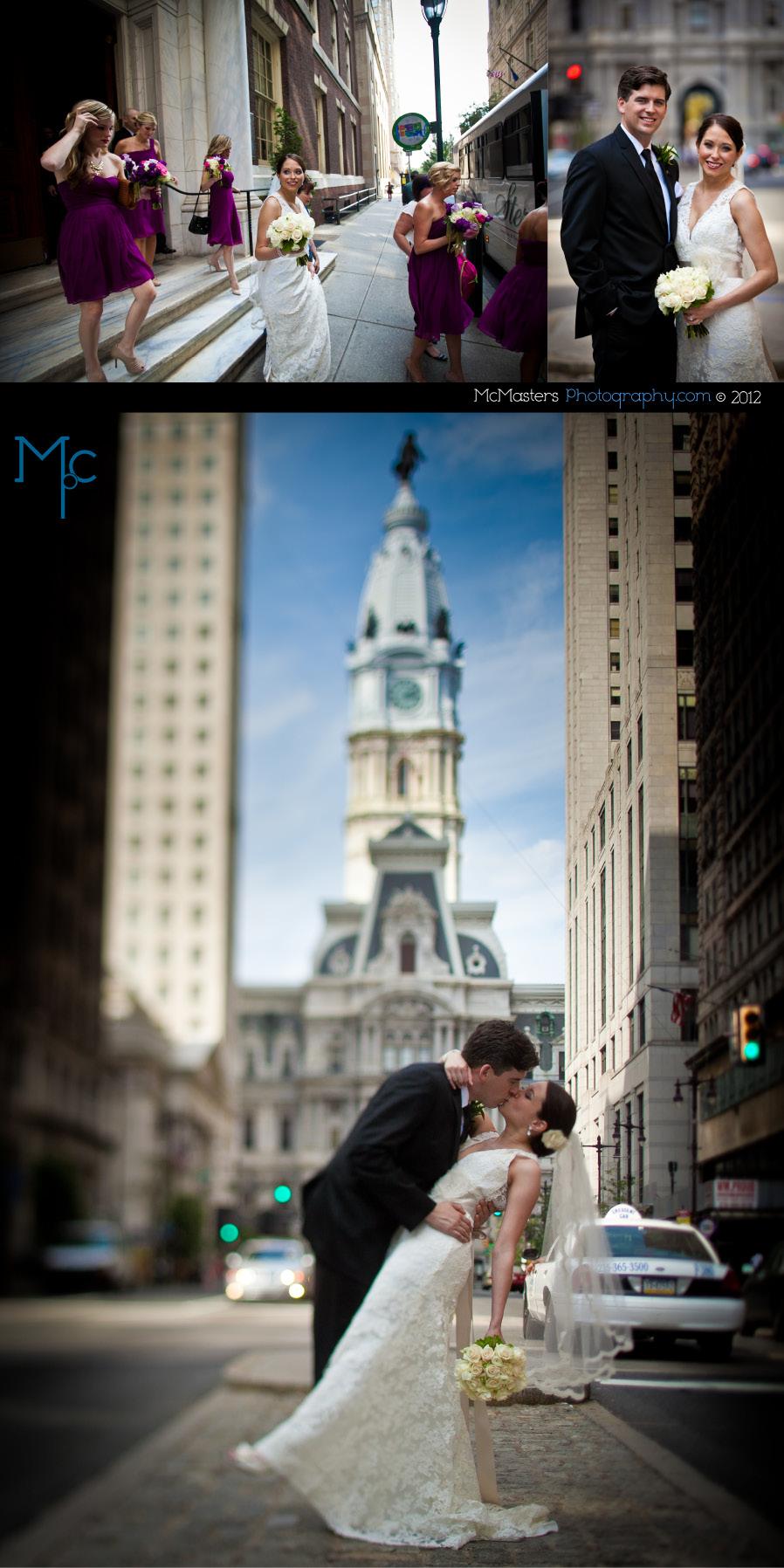 The Racquet Club of Philadelphia Wedding