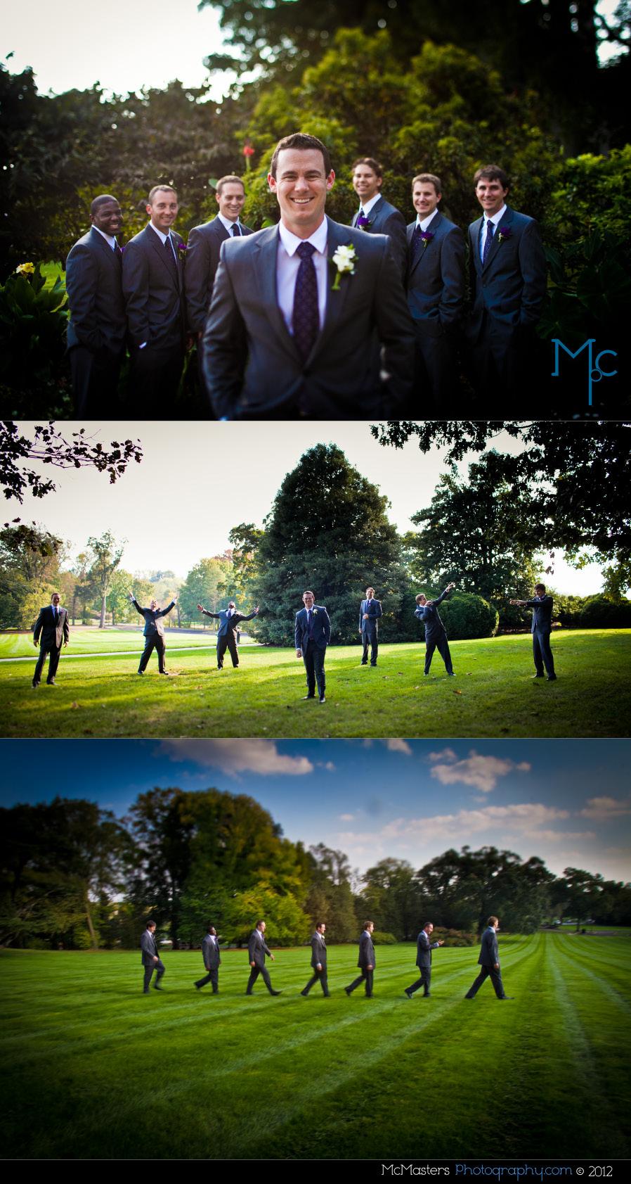Cairnwood Wedding Photos