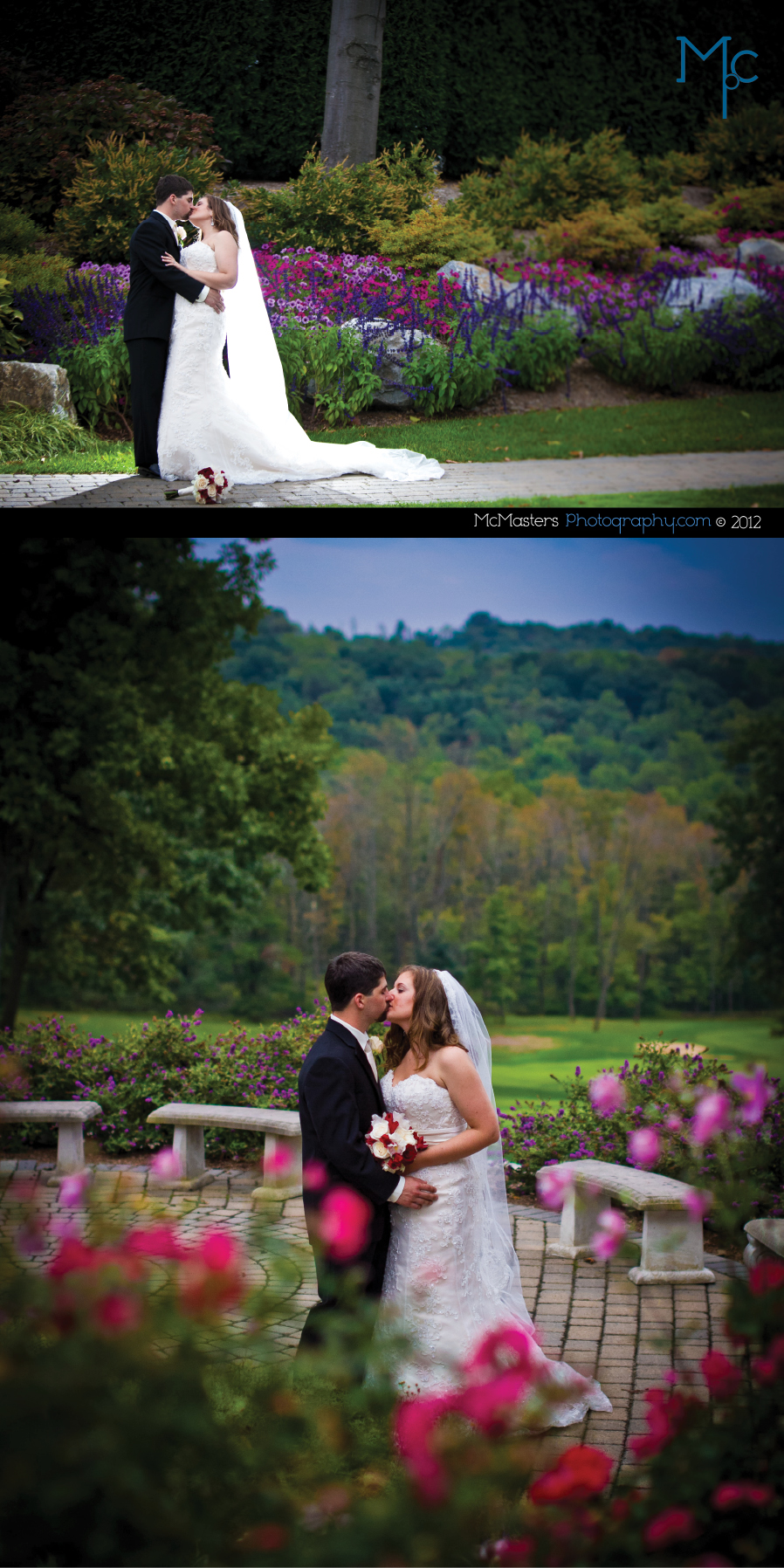 Woodstone Country Club Wedding Photos