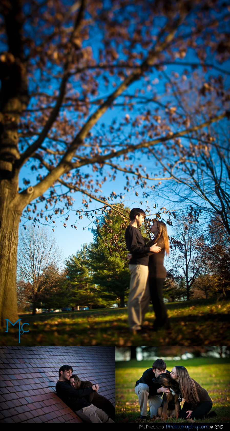 Valley Forge Engagement Session