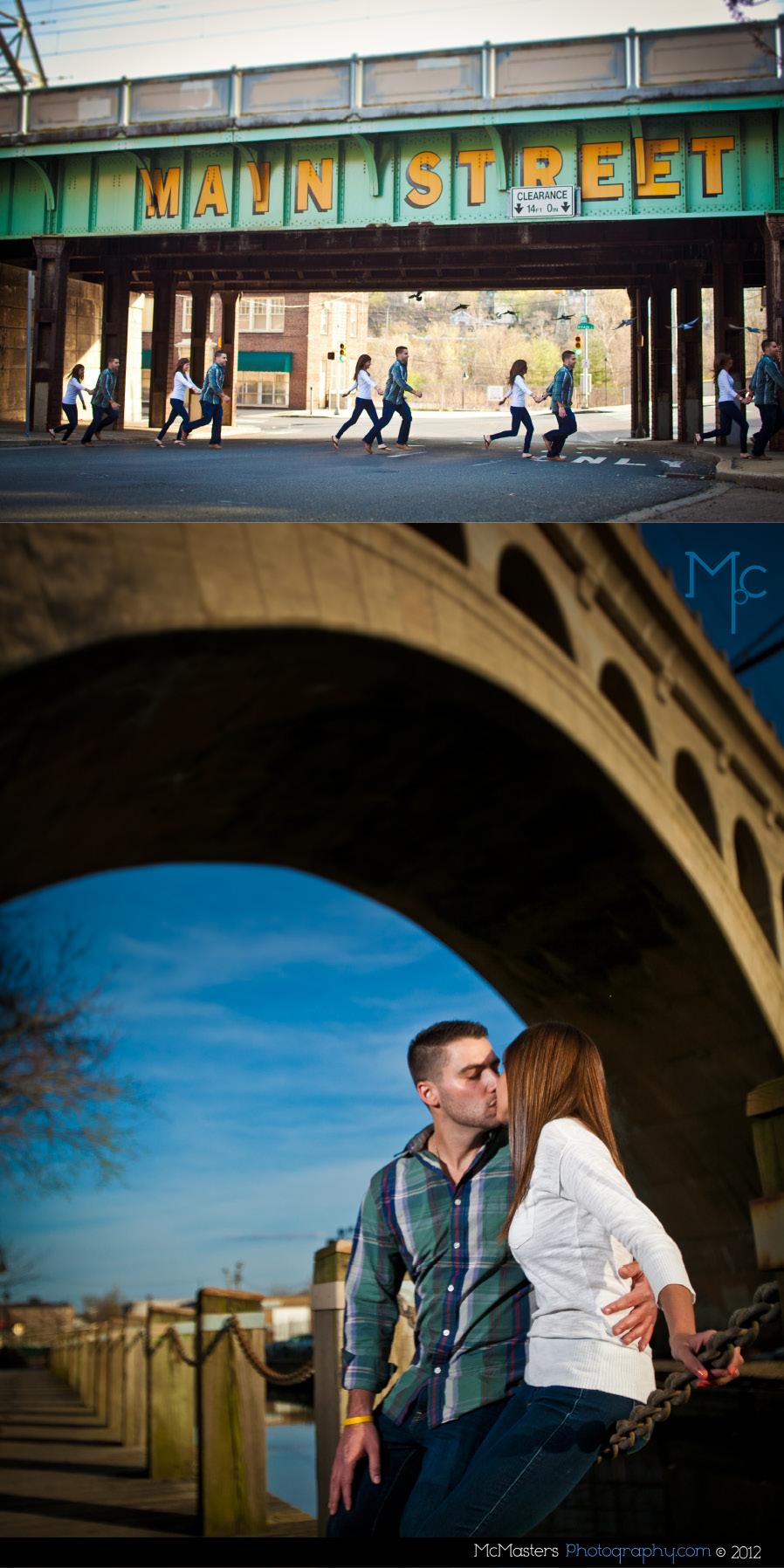 Manayunk Engagement Photos