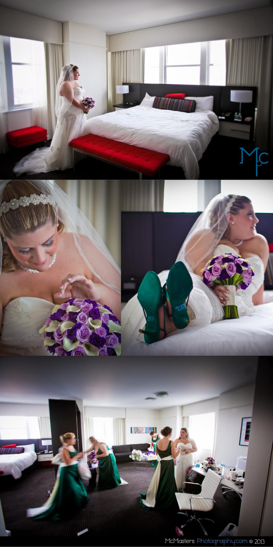 Loews Hotel Philadelphia Wedding Photos