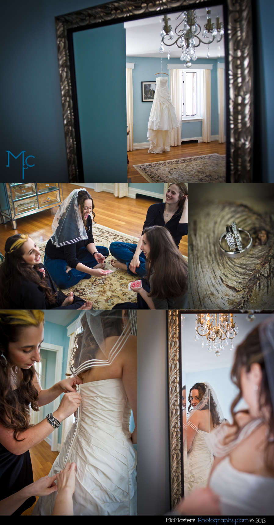 Manor House at Prophecy Creek Park Wedding Photos