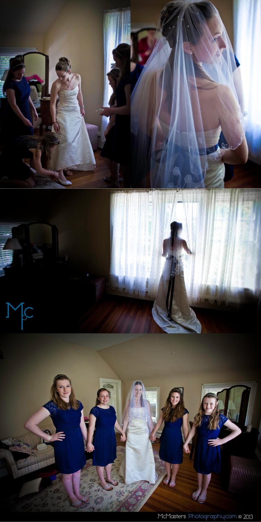 Hilltop House Wedding Photos
