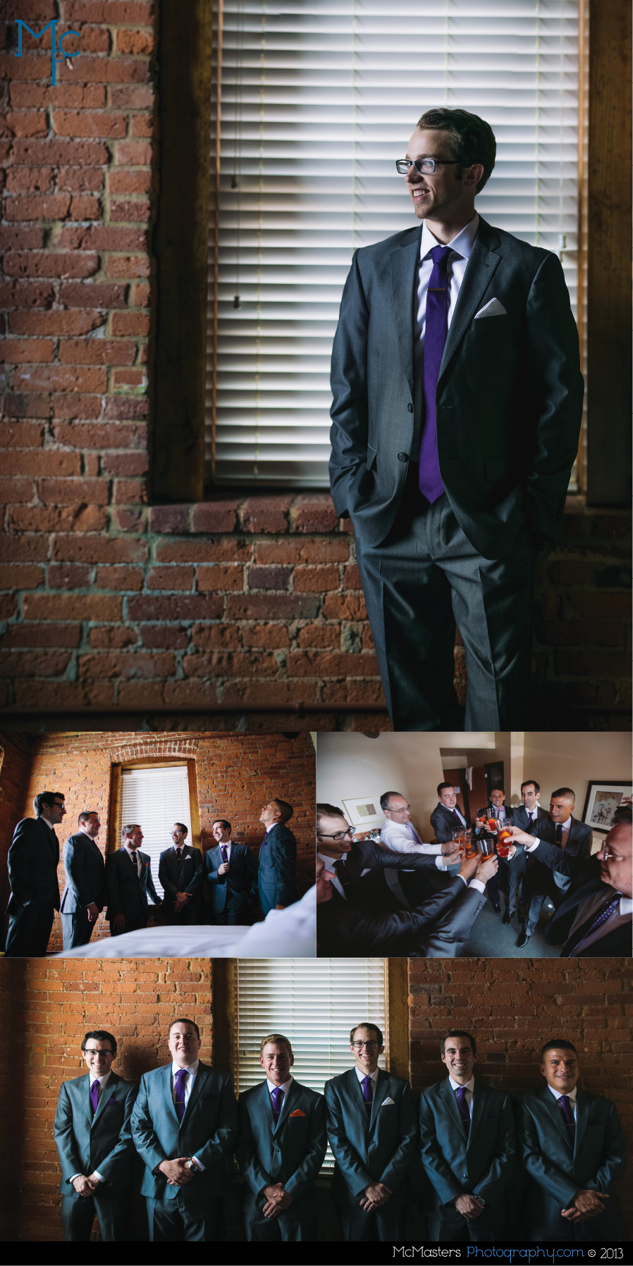Cork Factory Hotel Wedding Photos