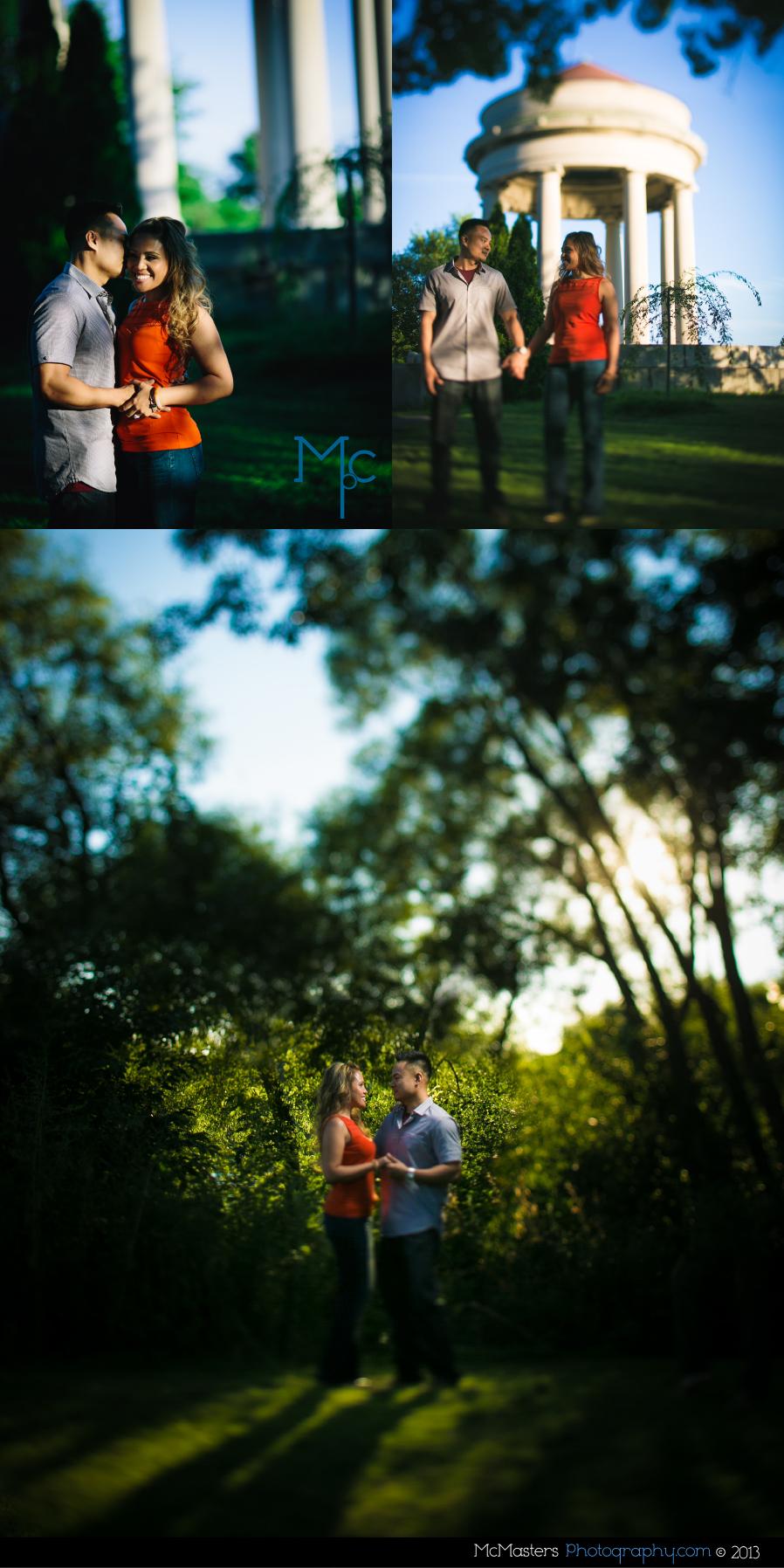 FDR Park Engagement Photos