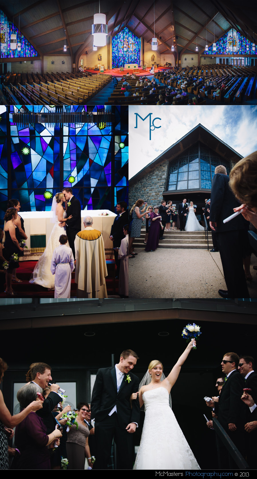 Meadowlands Country Club Wedding Photos