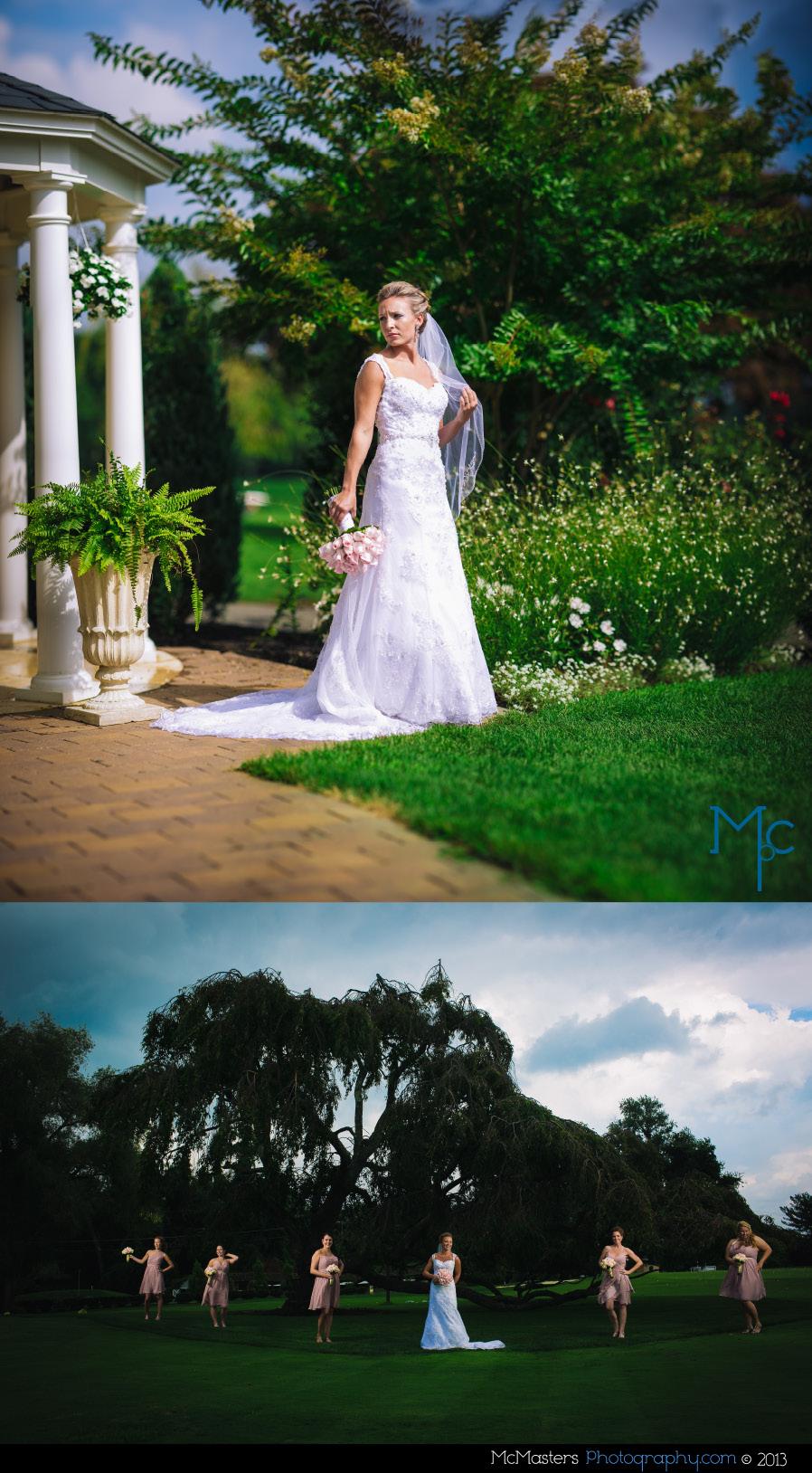 Penn Oaks Country Club Wedding Photos