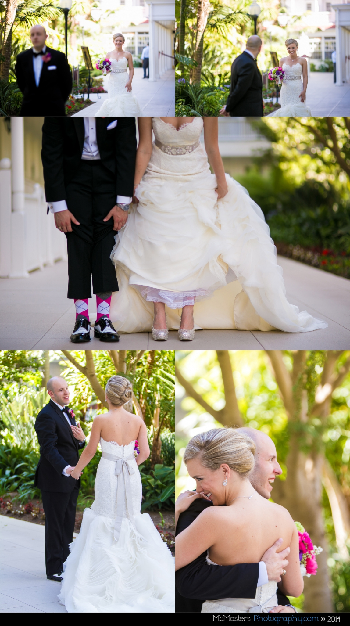 The Del California Wedding Photos