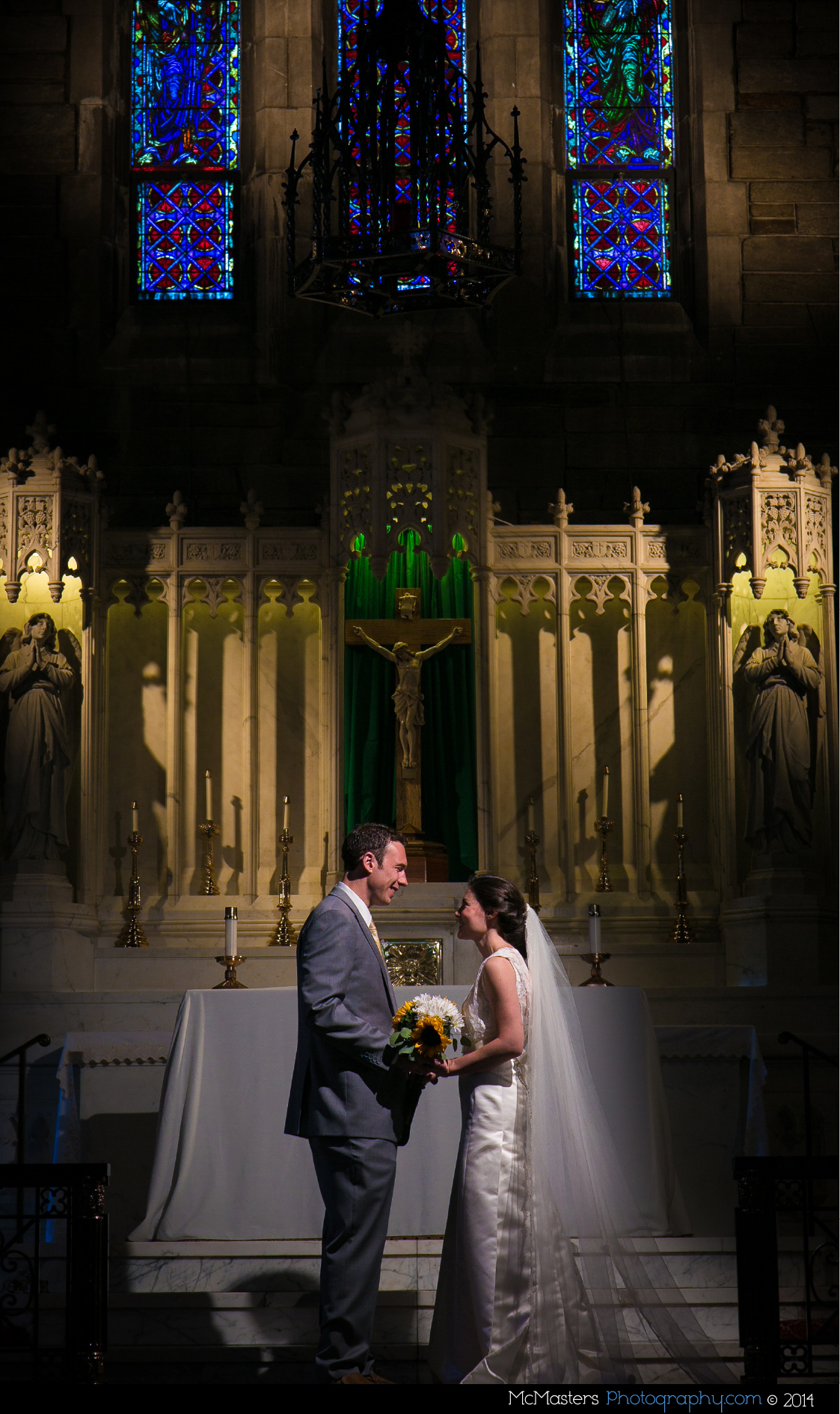 Chester County Historical Society Wedding Photos