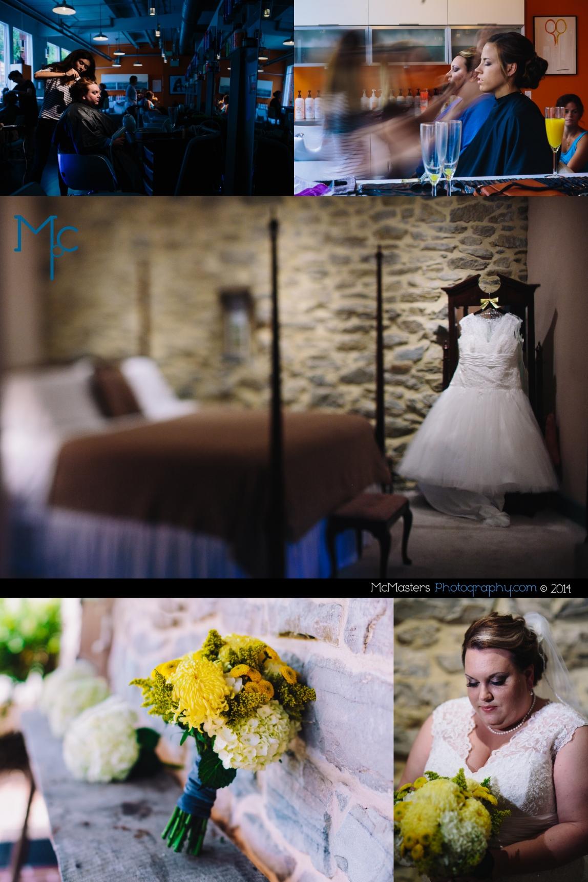 Pheasant Run Farm Wedding Photos