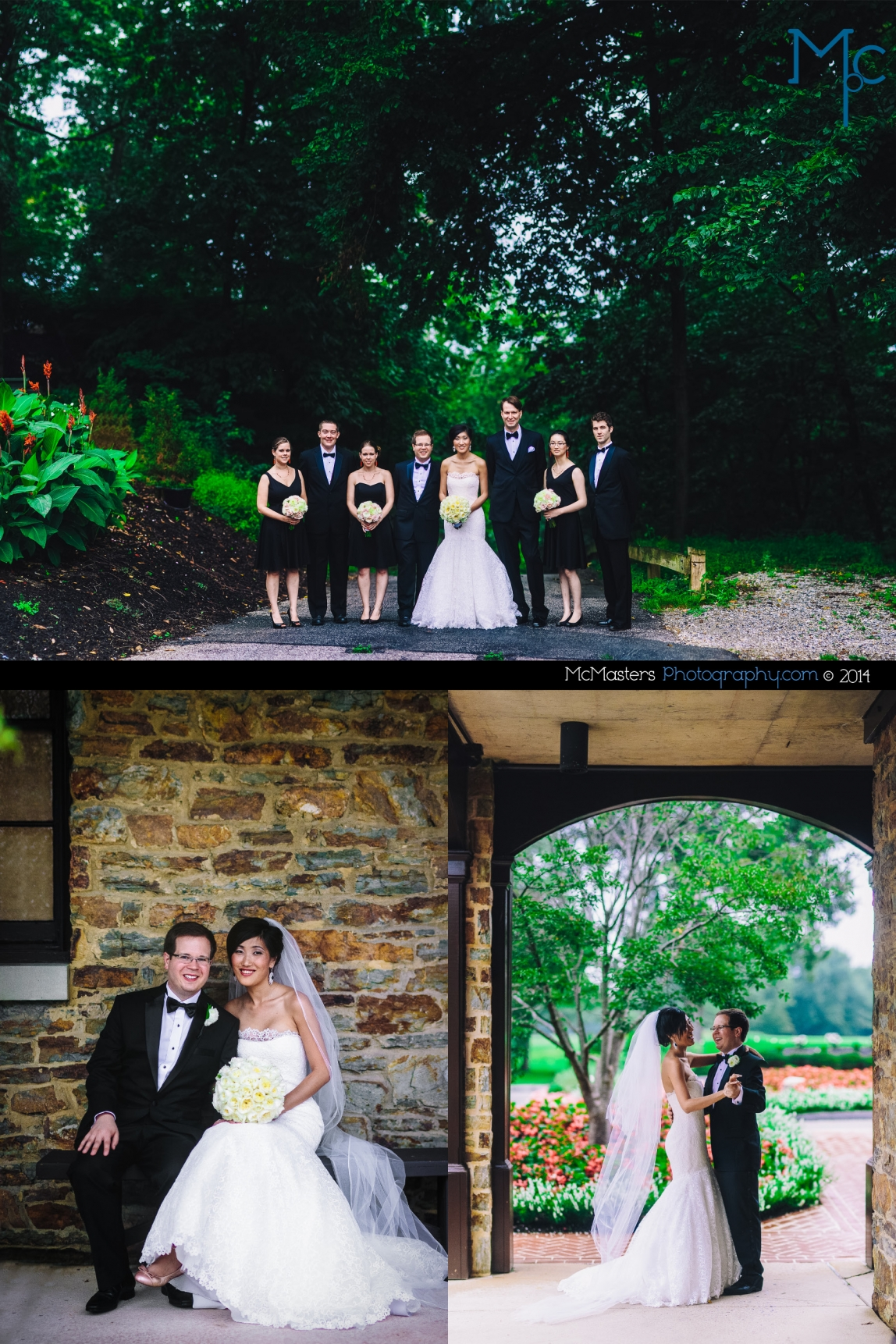 Country Club of York Wedding Photos