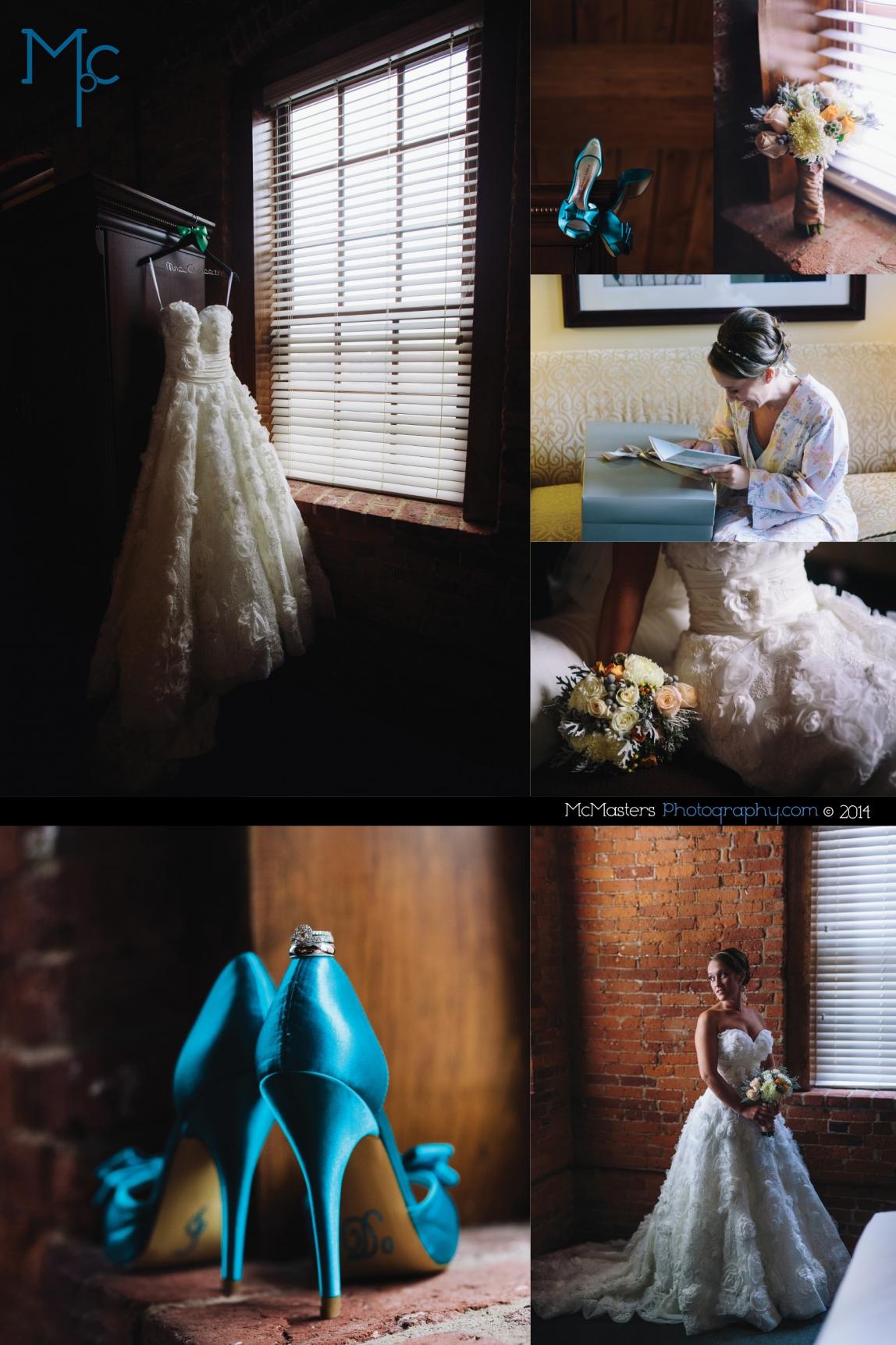 The Cork Factory Hotel Wedding Photos