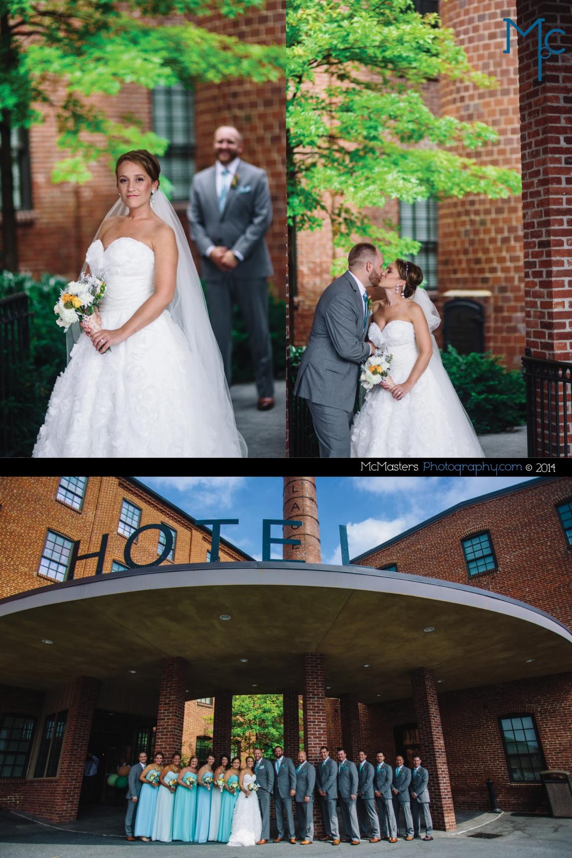 The Cork Factory Hotel Wedding Photos3