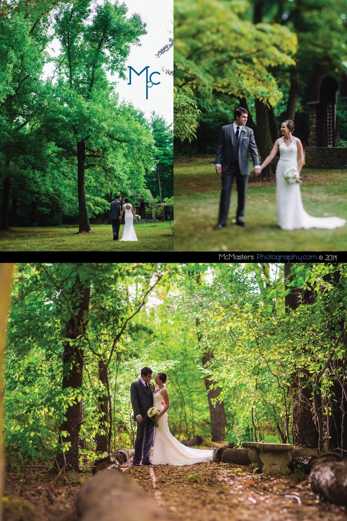 Pearl S Buck House Wedding Photos