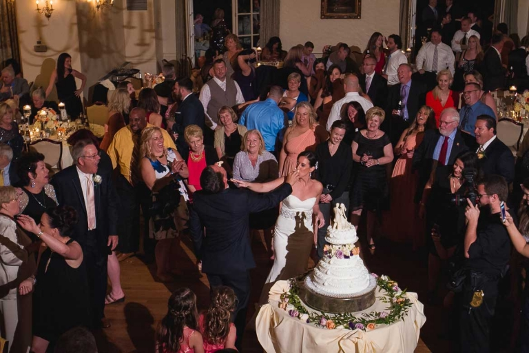 We Had A Great Night And Always Enjoy Getting To Walk Around Huntingdon Valley CC Posted In Wedding
