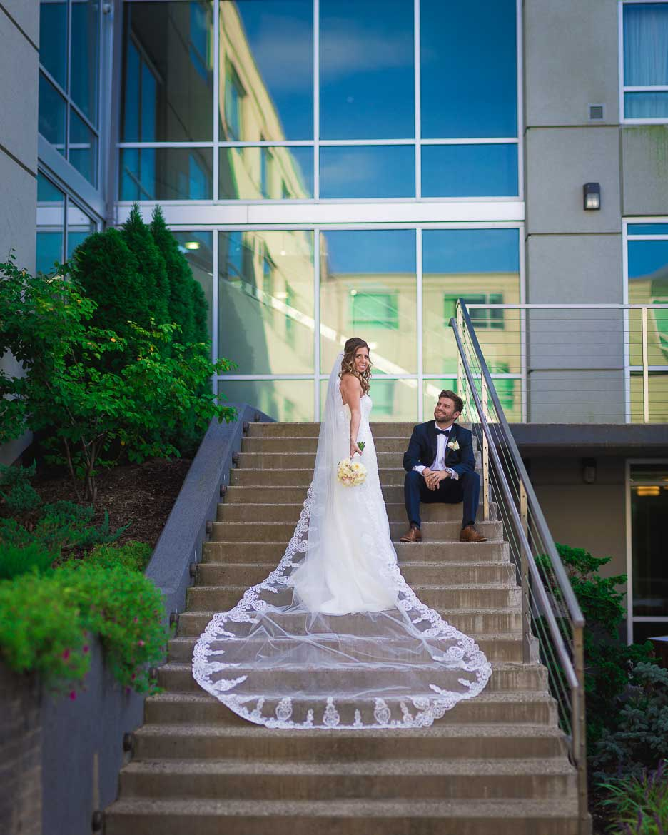 Sheraton Valley Forge Wedding Laura Mike Mcmasters Photography